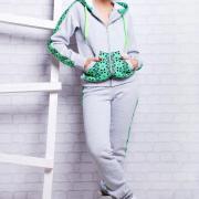 Купить теплый спортивный костюм с украинской вязкой