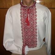 Чоловіча сорочка вишиванка