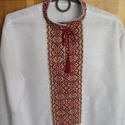 Чоловіча сорочка вишиванка на замовлення