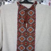 Стильная мужская украинская вышиванка купить