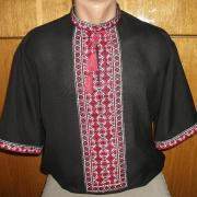 Мужские вышиванки на лето с коротким рукавом заказать