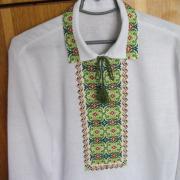 Мужская вышиванка нарядная
