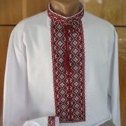 Мужская вышиванка ручная вышивка купить
