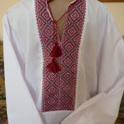 Купить мужскую сорочку вышиванку Киев