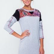 Сукня трикотажне в українському стилі купити Київ