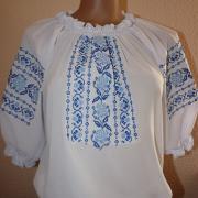 Блузка шифонова жіноча купити в Києві
