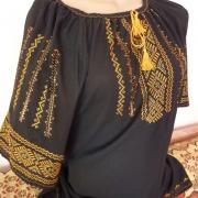 Елегантна шифонова блузка купити в інтернеті