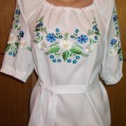 Блузка українська вишиванка