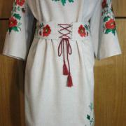 Українське плаття вишиванка