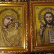 """Вышитые иконы """"Венчальные"""" купить Киев"""