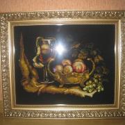 """Вышитая картина """"Голландский натюрморт"""" купить"""