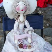 Кукла ручной работы купить