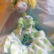 Заказать авторскую куклу Киев