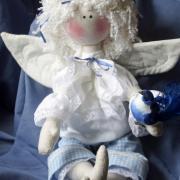 Купити авторську ляльку на день закоханих