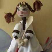 Авторские куклы под заказ Киев