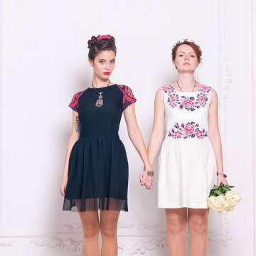 Дивовижна сукня