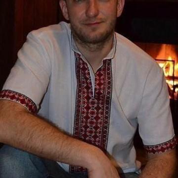 Чоловіча літня вишиванка на льоні