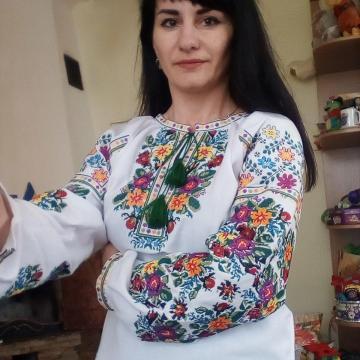 """Жіноча вишиванка """"Борщівська ідилія"""""""