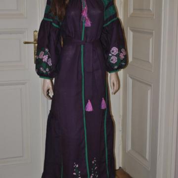 """Вишита сукня бохо з квітковим візерунком """"Глоріяна"""""""